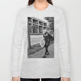 Walking Long Sleeve T-shirt