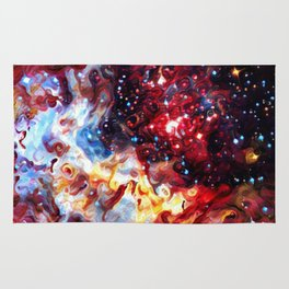 ALTERED Large Magellanic Cloud Rug