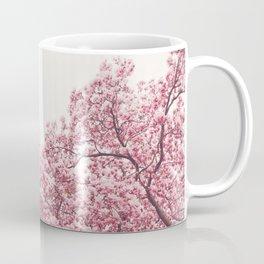 New York City - Central Park - Cherry Blossoms Coffee Mug