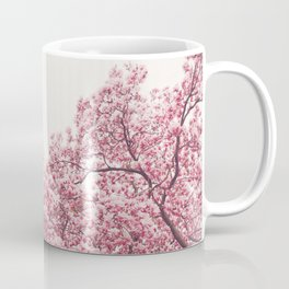 New York City - Central Park - Cherry Blossoms Coffee Mug