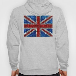 British Flag - Brittain England Stone Rock'd Art Hoody