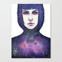 Le Froid Canvas Print