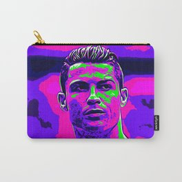 Ronaldo - Neon Carry-All Pouch
