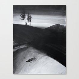Hiems Canvas Print