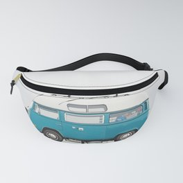 Malibu Roadtrip Fanny Pack