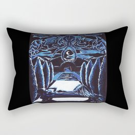 Cthulhu Dreaming Rectangular Pillow