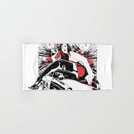 Vigilante Hand & Bath Towel