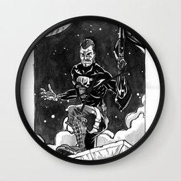 Frank Castle Punisher Wall Clock