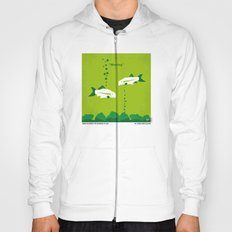 No226 My The Meaning of life minimal movie poster Hoody