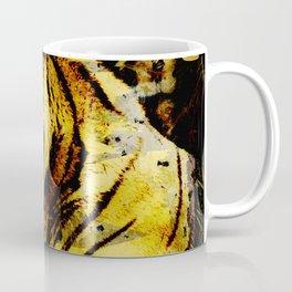 Wild Tiger Artwork Coffee Mug