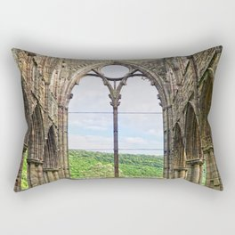 Tintern Eternal - Tintern Abbey, Wales, UK Rectangular Pillow