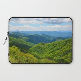 Smokey Mountain Summer Laptop Sleeve