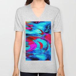 Cosmic Energy Unisex V-Neck