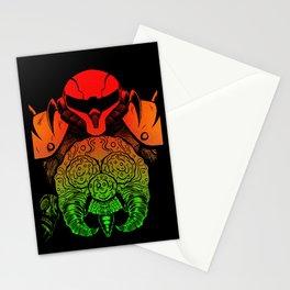 samus Stationery Cards
