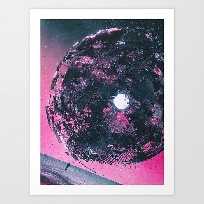 ENDGGNR Art Print