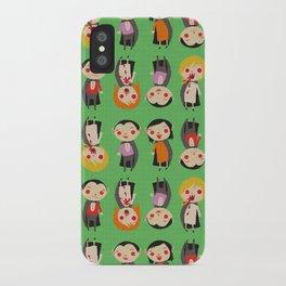 Vampires iPhone Case