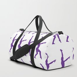 Gymnast Pose Duffle Bag