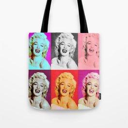 Marliyn  Tote Bag