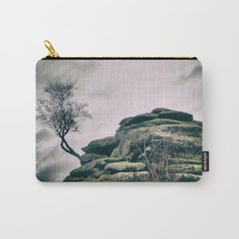 Keep Holding On Carry-All Pouch