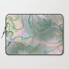 Shell Texture Laptop Sleeve