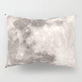 March Super Moon Pillow Sham