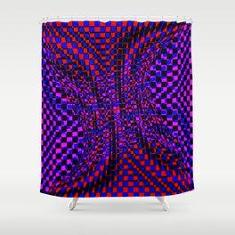 bund Shower Curtain