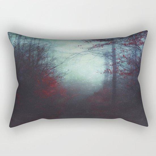 Secret WoodLands Rectangular Pillow