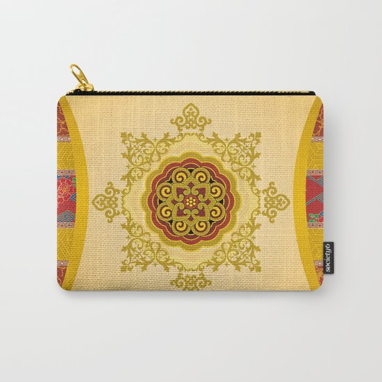 Mooncake Wrap Carry-All Pouch