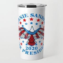 Bernie Sanders for President 2020 Travel Mug