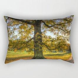 Autumn in Greenwich Park London Rectangular Pillow