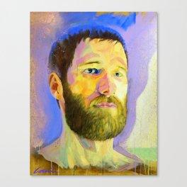 M-A Canvas Print