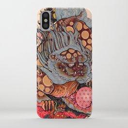 Foo Dog iPhone Case
