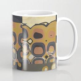 Mid Century Modern PATTERN Abstract Geometric Prints by Michel Keck Coffee Mug