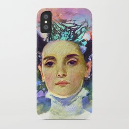 The Summer Child iPhone Case