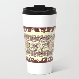 If the facts don't fit your theory, change the facts Travel Mug