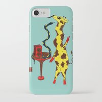 dance iPhone & iPod Cases featuring Dance by Anna Shell