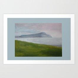 Over Far Art Print