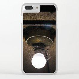 Alcatraz Bulb Clear iPhone Case