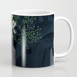 Night Flower Coffee Mug