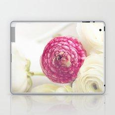 Pink Ranunculus 2 Laptop & iPad Skin