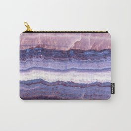 Azul marble Carry-All Pouch