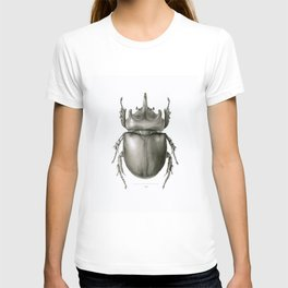 Ox Beetle/Strategus antaeus T-shirt