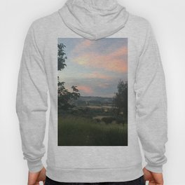 Sunset in Southern Italy Hoody