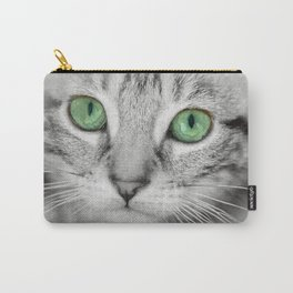 EYES OF THE CAT Carry-All Pouch