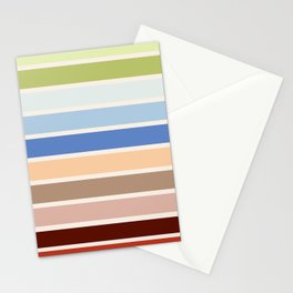 The colors of - Porco Rosso Stationery Cards