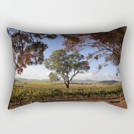 Barossa Valley Autumn Landscape Rectangular Pillow