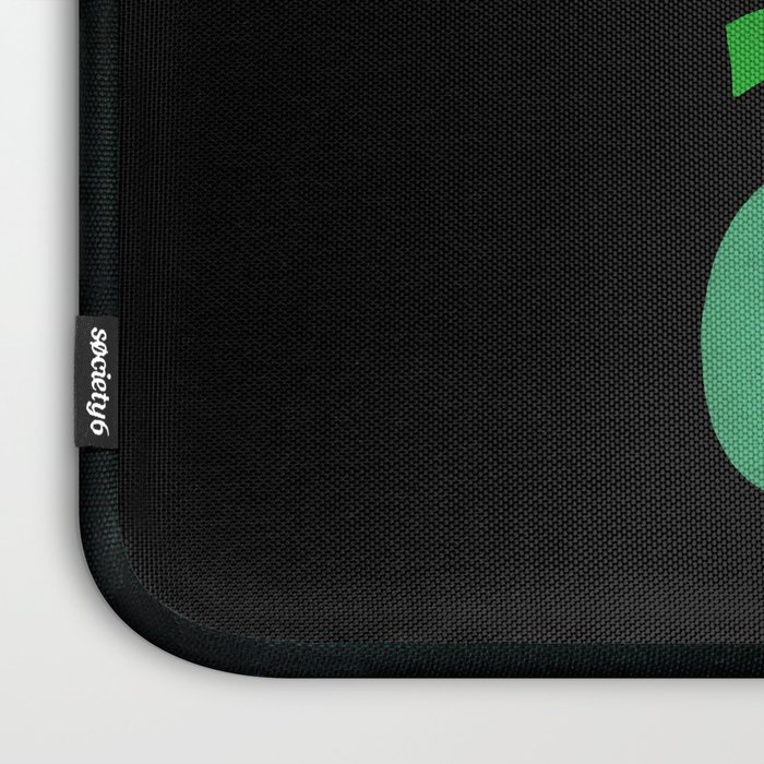 Listen To The Cyclops Laptop Sleeve