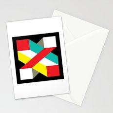 Cross shape Stationery Cards