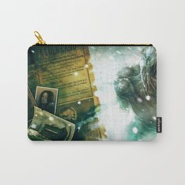 Numb Book 1 Zombie Concept 1 Carry-All Pouch