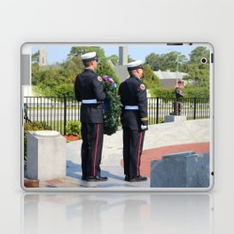 9 11 Memorial Service Laptop & iPad Skin